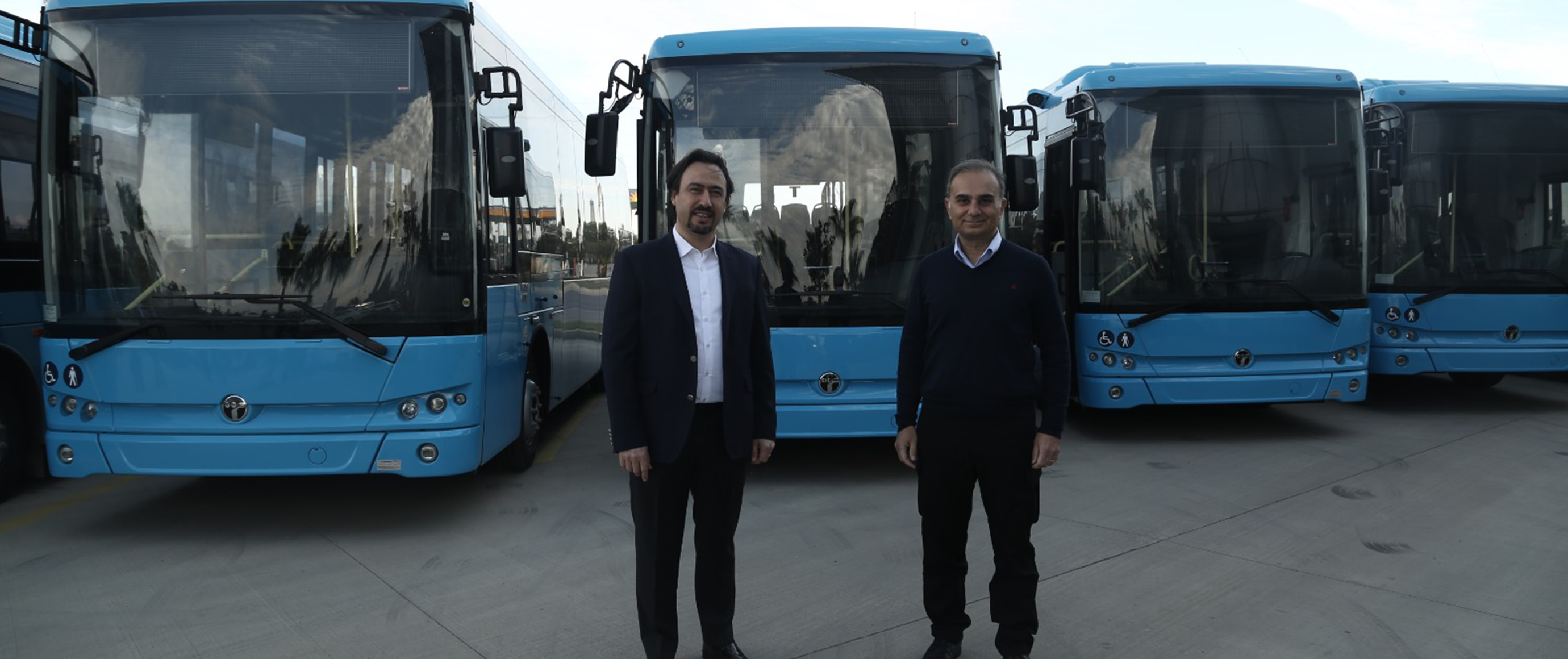 TEMSA delivers its first electric bus to Sweden's most environmentally-friendly island