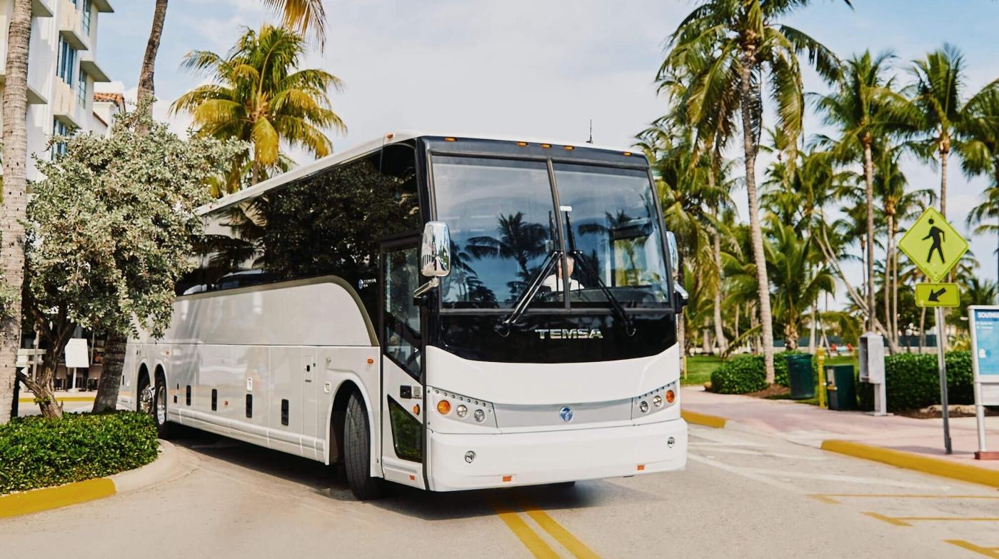 Temsa Ts 30 Bus