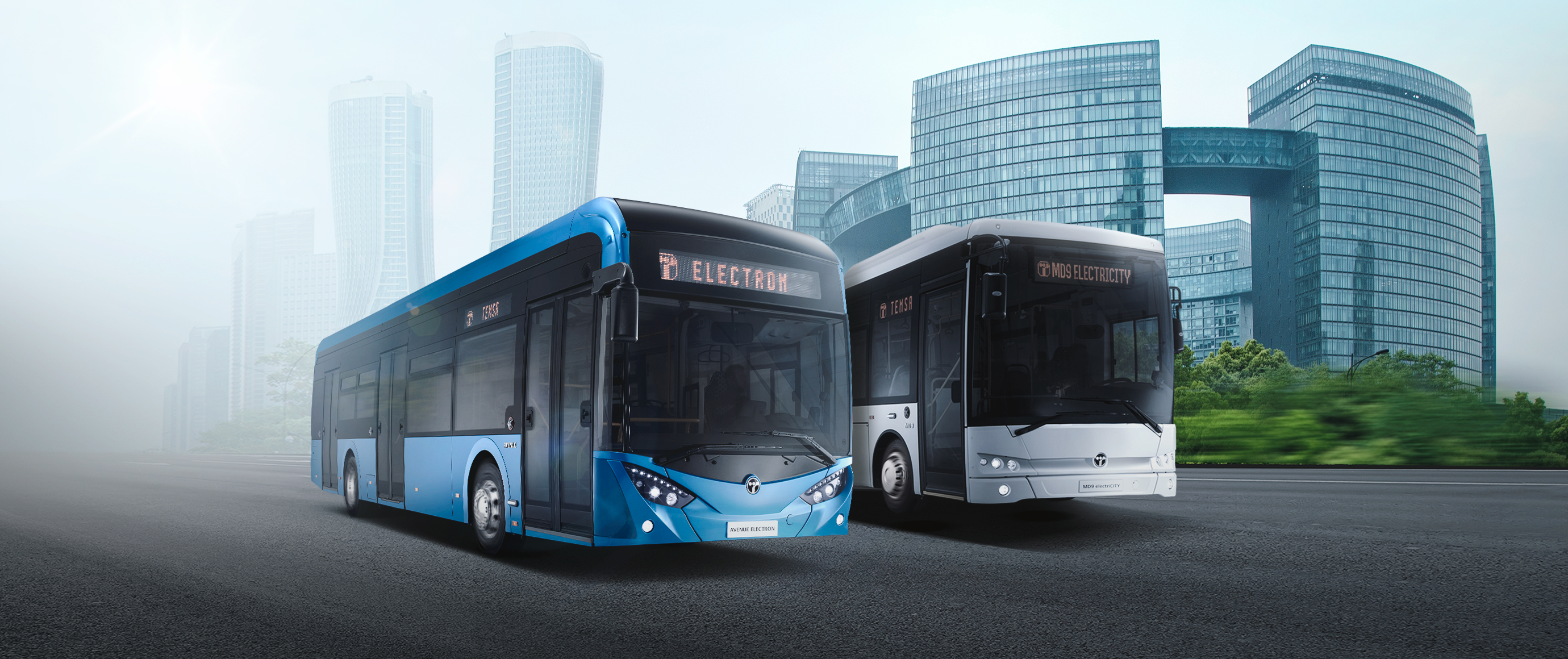 TEMSA to participate in the IAA Mobility Fair, with its two electric buses and battery pack!